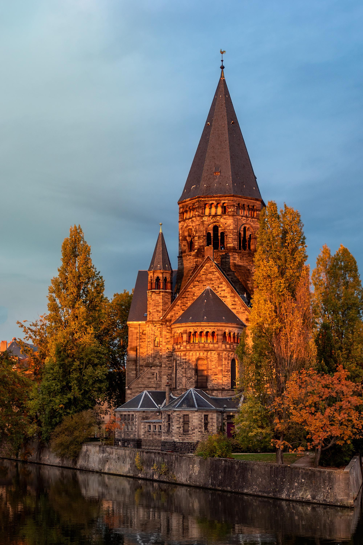Cathédrale de Metz - Moselle