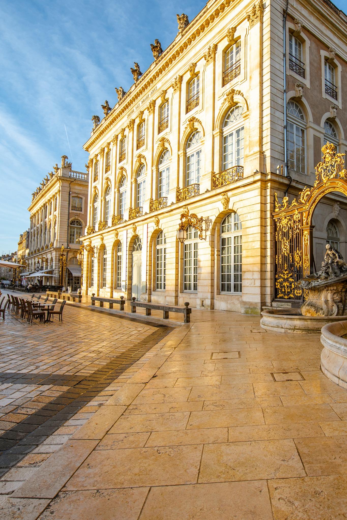 Place de Nancy - Meurthe et Moselle