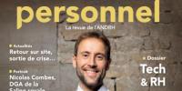 Interview au sein de la revue «Personnel» de l'ANDRH